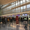 1日目:シンガポール航空 SQ631 羽田〜シンガポール ファースト