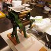 ぶち猫さんの製麺会で、ラーメン海苔巻を作る