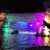 沖縄カヌチャリゾート 「スターダストファンタジア」イルミネーション画像、動画