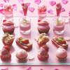 【桜×苺で春満開!】コンラッド東京の桜バニティピンク・アフタヌーンティー