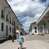 2010年 白のコロニアル都市 ポパヤン