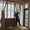 井原市木之子町の家 検査機関JIOによる躯体検査、防水検査