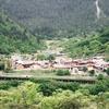 チベット族の村@九寨溝