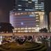 輝く商業施設、仙台都心部夜景(2020年9月)