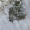 [三角点]★大滝清原牧場山(三等三角点、点名:峠)標石