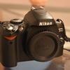 Nikon D5500の設定