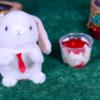 【もっちりわらび餅 苺ミルク】セブンイレブン 12月31日(火)新発売、コンビニ スイーツ 食べてみた!【感想】