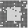 最小カットを用いたモノクロ画像のノイズ除去 その1