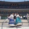 韓国旅行でコスプレ!