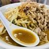 時々食べたいサラサラ系味噌たんめん/東京・千歳船橋/みそ一発 千歳台店/みそ肉タンメン