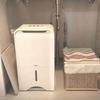 【家電】除湿機は買って良かったものNo.1。使い方4例。