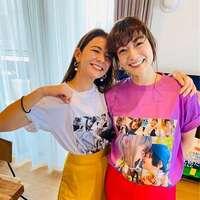 【スザンヌの妹マーガリンの子育てin熊本】まさか私がTシャツになるなんて‼️幸せなお誕生日会☺️久々の家族ショット❗️