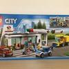 レゴ (LEGO) シティ ガソリンスタンド 60132 レビュー