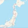 東日本&北海道パスの旅  1日目。東北本線 東京〜仙台。