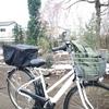 電動自転車のカスタマイズと雨天の装備など