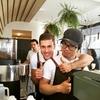新しいカフェのあり方を表現した、ノースの新星「Against the Grind 」!