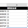 GAS(google app scritp)で日付を扱うライブラリを作成しました