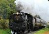 秩父鉄道…蒸気機関車・秩父SLパレオエクスプレス