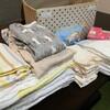 【0ヶ月~】赤ちゃん用品の収納を全てベビーベッドで完結させる