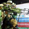 1/48メガサイズエージー1ノ丸[AGE-1 Ver.Sniper]-ジオラマ&スクラッチビルド