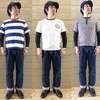 ガチTと桃太郎ジーンズの銅丹G014-MBを穿いて二か月☆『剛志のジーンズ色落ち物語2017』☆