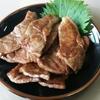 今日のごはん:5月4日のみはるごはんレシピ(ミスジ・カタ・ステーキの焼肉パーティー、お菓子茂とおどるうどん)