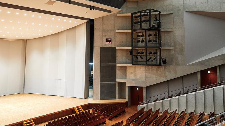 音響設備ファイル Vol.62 北上市文化交流センター さくらホール
