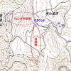 兵庫県の暁晴山に新たに作られるスキー場予定地
