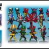 【一番くじ 仮面ライダーシリーズ】9月一番くじの DEFORME-X 製品レビュー!
