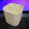 3Dプリンターでペンスタンドを作ってみた