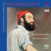 チェロの名手ピアッティが編曲したチェロ版の「ハンガリー舞曲集」