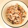犬の手作りごはん|週末は秋鮭と秋鯵ごはん。今週の買い足し野菜。