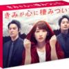 2018年1月スタートの冬ドラマ【君が心に棲みついた】のBlu-ray&DVD予約情報