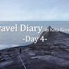 コタキナバル旅行記day4 ~人生初のパラセーリング~
