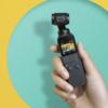 DJI、3軸スタビライザーを搭載したコンパクトで高性能なジンバル「Osmo Pocket」発表