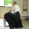 山本益司郎先生の呼吸投(呼吸法)のご指導5