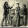 デュ・モーリエ、孫娘とお爺ちゃん