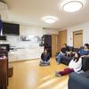 インドア派一家がくつろげる、LAN環境の快適さを追求した家