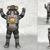 驚異のロボット誕生