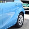 トヨタ アクアの板金塗装、完了しました!