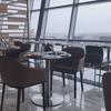 ニューヨークJFK空港のアメリカン航空フラッグシップラウンジが素晴らしい!ファーストクラスダイニングスペースでの食事