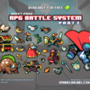 【Unity】3D や 2D のフリーのアセットがセットになった「superpowers-asset-packs」紹介