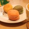 タニタ×ミスドのベジポップドーナッツが予想以上に野菜の風味がしっかり&美味しかった♪(楽天ポイントスクリーンで1個無料♪)