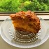 ショコラバター&キャラメルバターのチーズパウンドケーキ