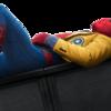 雑談です。『スパイダーマン:ホームカミング』、最高の学園コメディ。そしてマリサ・トメイ!