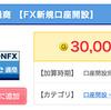 【GetMoney!】ヒロセ通商 FX口座新規開設で30,000pt! 取引不要!!