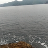 6月23日 阿曽浦、大島 石鯛釣り