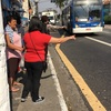 サンパウロで、ローカルバスに乗ってみよう٩( ᐛ )و