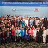 UPF (Universal Peace Federation) 의 회의에 참석했습니다