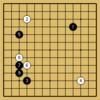 囲碁ウォーズ対戦記